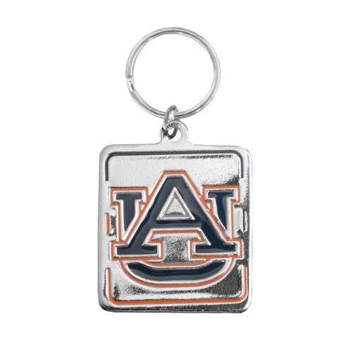 Auburn Tigers Dog Collar Charm