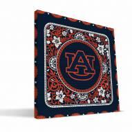 Auburn Tigers Eclectic Canvas Print