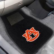 Auburn Tigers Embroidered Car Mats