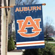 Auburn Tigers NCAA Applique 2-Sided Banner Flag
