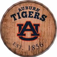 "Auburn Tigers Established Date 16"" Barrel Top"