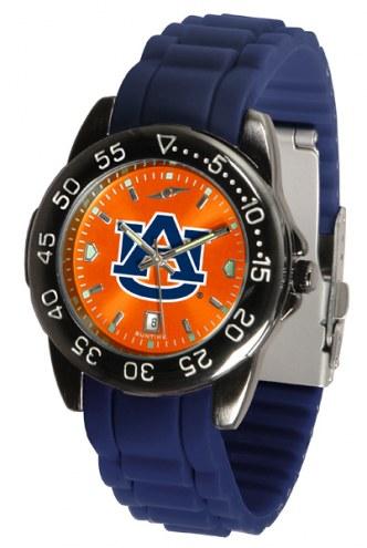 Auburn Tigers Fantom Sport Silicone Men's Watch
