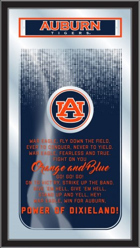 Auburn Tigers Fight Song Mirror