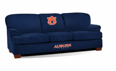 Auburn Tigers First Team Microfiber Sofa