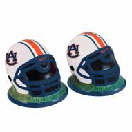 Auburn Tigers Football Helmet Salt and Pepper Shakers