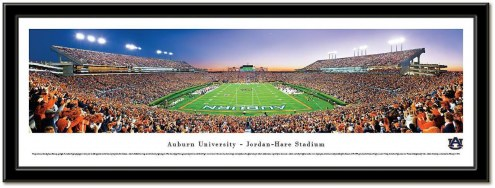 Auburn Tigers Framed Stadium Print