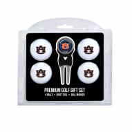 Auburn Tigers Golf Ball Gift Set