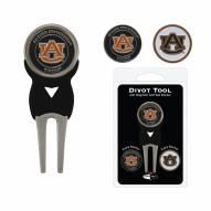 Auburn Tigers Golf Divot Tool Pack
