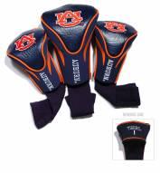 Auburn Tigers Golf Headcovers - 3 Pack