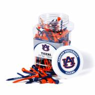 Auburn Tigers 175 Golf Tee Jar