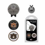 Auburn Tigers Hat Clip & Marker Set