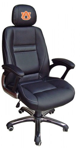 Auburn Tigers Head Coach Office Chair