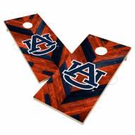 Auburn Tigers Herringbone Cornhole Game Set