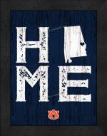 Auburn Tigers Home Away From Home Wall Decor
