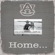 Auburn Tigers Home Picture Frame