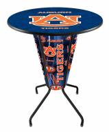 Auburn Tigers Indoor Lighted Pub Table