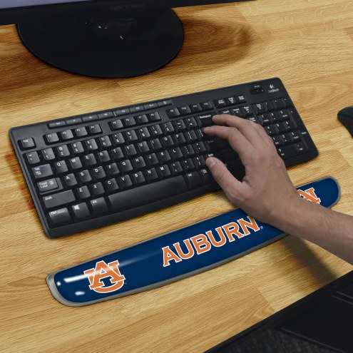 Auburn Tigers Keyboard Wrist Rest