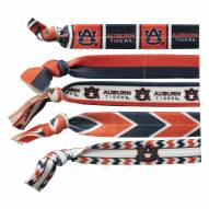 Auburn Tigers Knotted Hair Tie