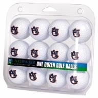 Auburn Tigers Dozen Golf Balls