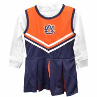 Auburn Tigers Girls One Piece Cheer Dress