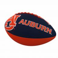 Auburn Tigers Logo Junior Rubber Football