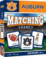 Auburn Tigers Matching Game
