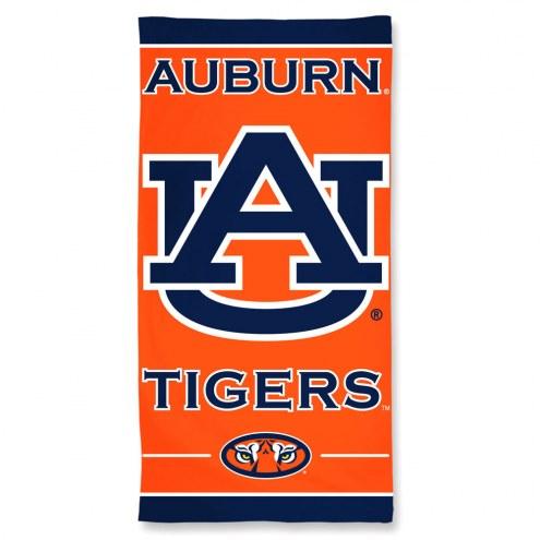 Auburn Tigers McArthur Beach Towel