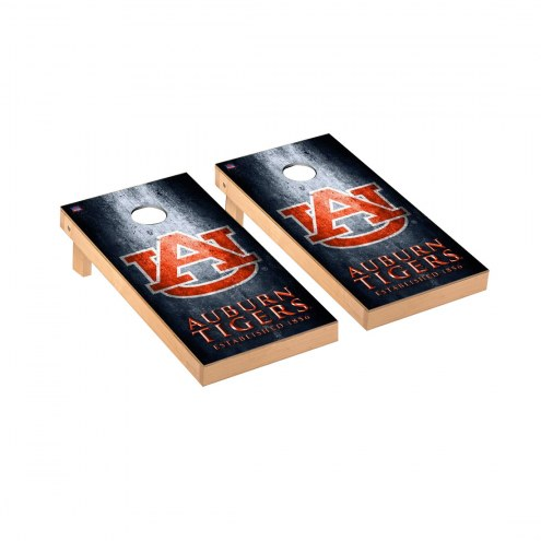 Auburn Tigers Metal Cornhole Game Set