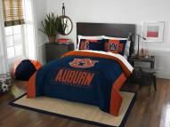 Auburn Tigers Modern Take Full/Queen Comforter Set