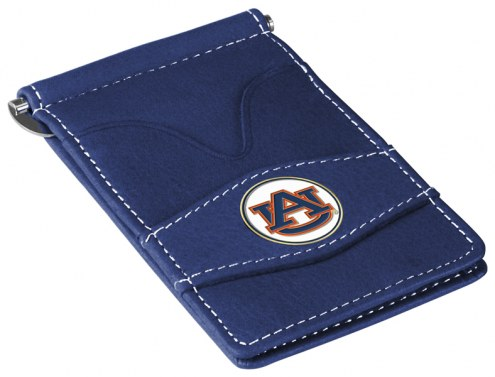 Auburn Tigers Navy Player's Wallet
