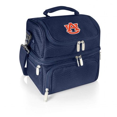 Auburn Tigers Navy Pranzo Insulated Lunch Box