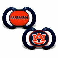 Auburn Tigers Baby Pacifier 2-Pack