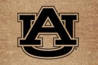 Auburn Tigers Flocked Coir Fiber Door Mat