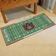 Auburn Tigers NCAA Football Field Runner Rug