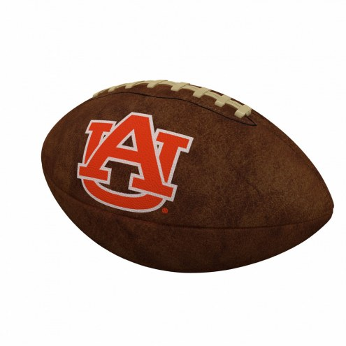 Auburn Tigers Official Size Vintage Football