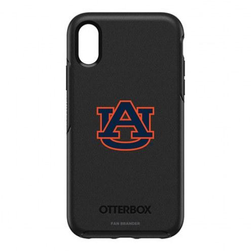Auburn Tigers OtterBox iPhone XR Symmetry Black Case