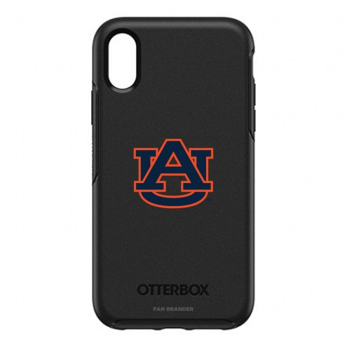 Auburn Tigers OtterBox iPhone XR Symmetry Black Case