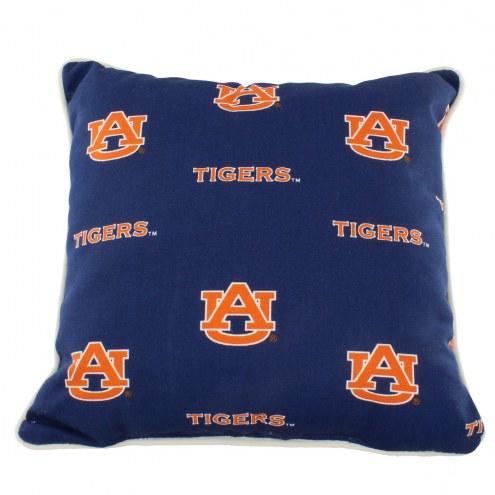 Auburn Tigers Outdoor Decorative Pillow