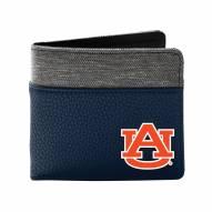 Auburn Tigers Pebble Bi-Fold Wallet