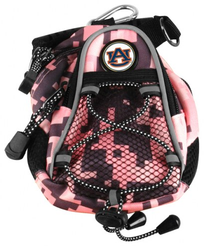 Auburn Tigers Pink Digi Camo Mini Day Pack