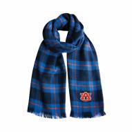 Auburn Tigers Plaid Blanket Scarf
