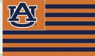 Auburn Tigers Premium Striped 3' x 5' Flag