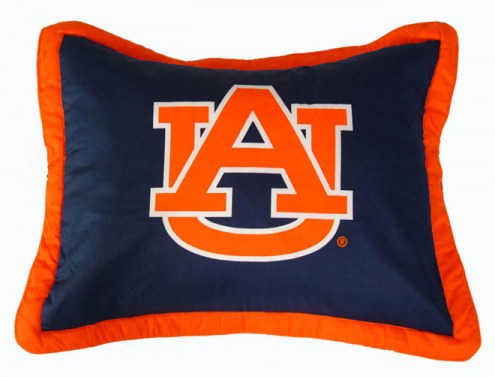 Auburn Tigers Printed Pillow Sham