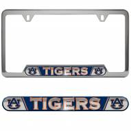 Auburn Tigers License Plate Frame