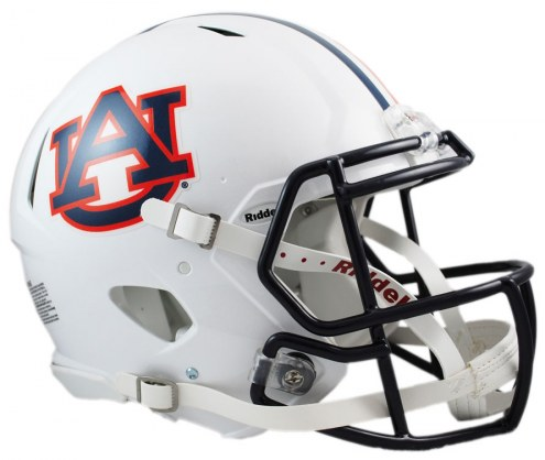 Auburn Tigers Riddell Speed Full Size Authentic Football Helmet