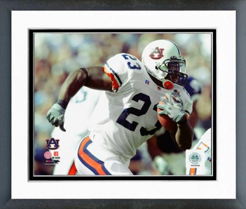 Auburn Tigers Ronnie Brown 2004 Action Framed Photo