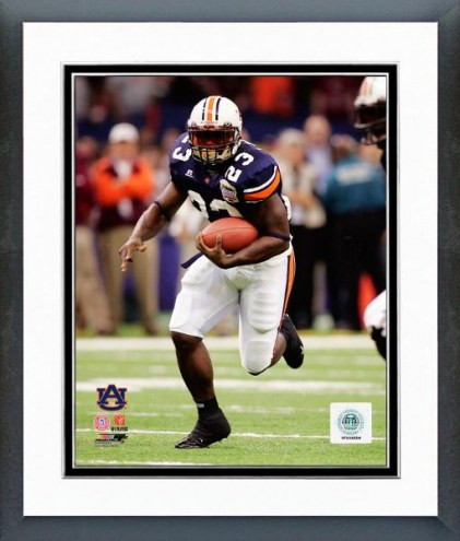 Auburn Tigers Ronnie Brown 2005 Action Framed Photo