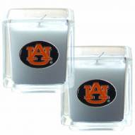 Auburn Tigers Scented Candle Set