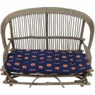 Auburn Tigers Settee Chair Cushion