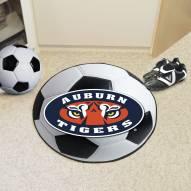 Auburn Tigers Soccer Ball Mat